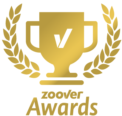Zoover gold award 2018